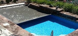 Automatic Inground Pool Covers by Poolscapes Omaha Nebraska