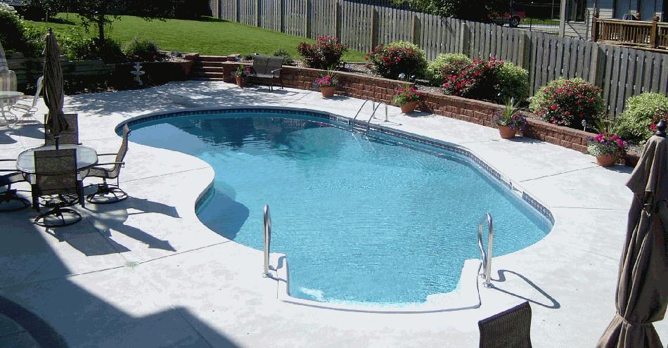 Poolscapes Omaha Inground Pools Pool Builder Designer